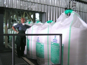 Способ производства фосфорных удобрений