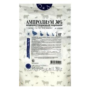 ампролиум инструкция по применению в ветеринарии